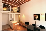 short term madrid rental apartment