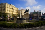 The Historic and Lively Puerta del Sol - 2 minutes away
