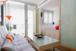 Appartement sur la Plaza Santa Ana à Madrid