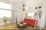 Grand appartement loft à Madrid